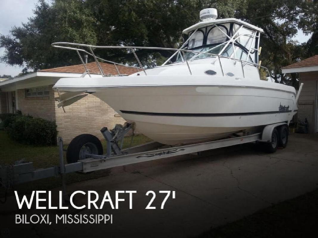 1999 Wellcraft Marine 270 Coastal Biloxi MS