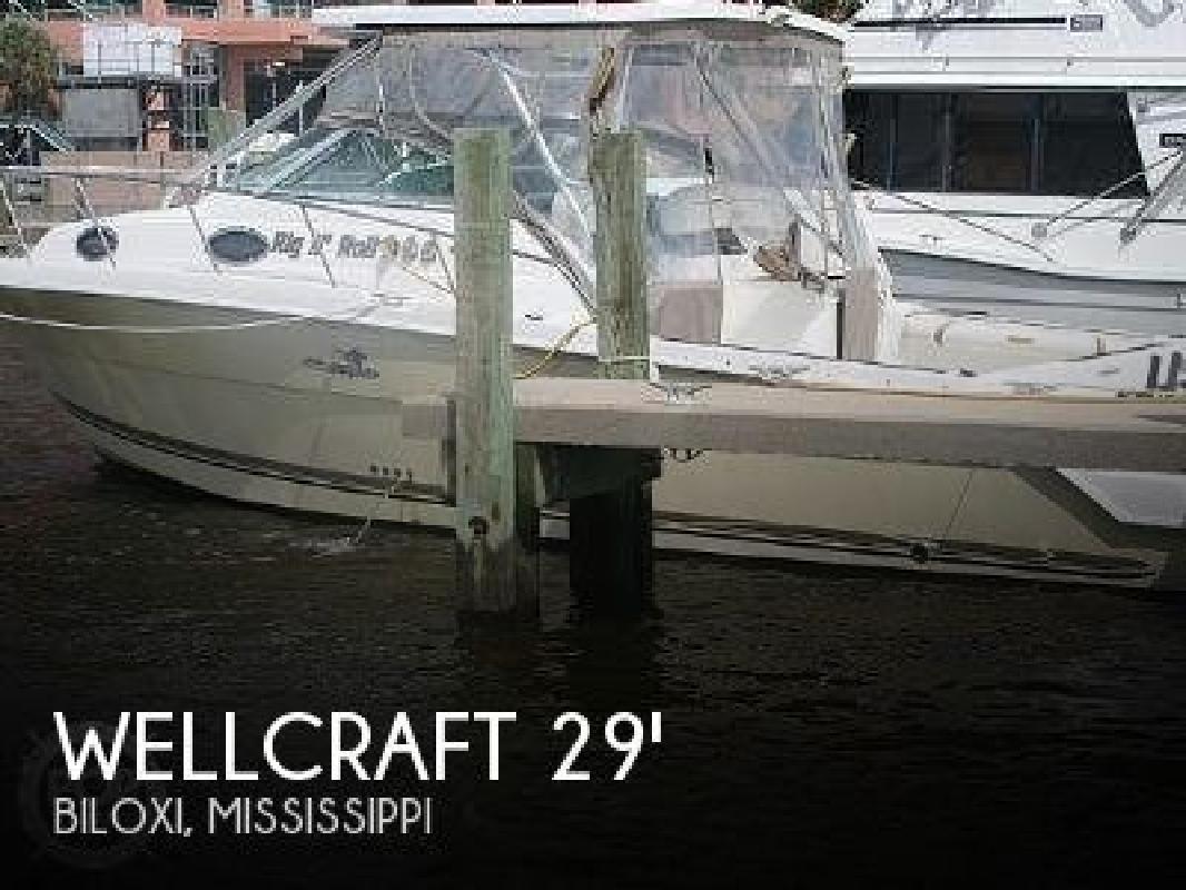 2004 Wellcraft Marine 290 Coastal Biloxi MS