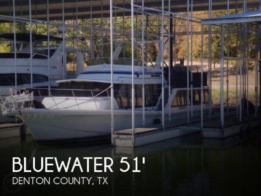 1987 Bluewater Yachts 51 Coastal Cruiser Lewisville TX