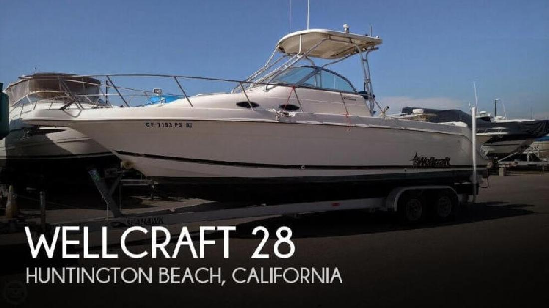 Wellcraft new and used boats for sale in california for Used fishing boats for sale in california