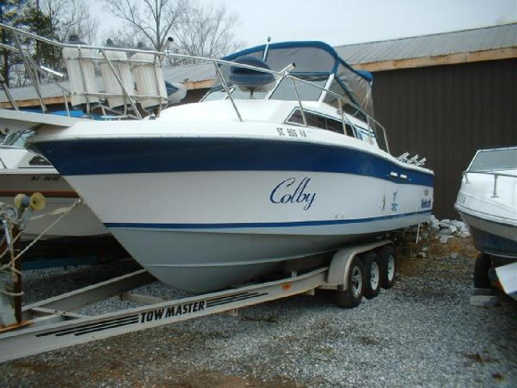 1987 28' Wellcraft 2800 Coastal Offshore Fisherman. Contact the seller