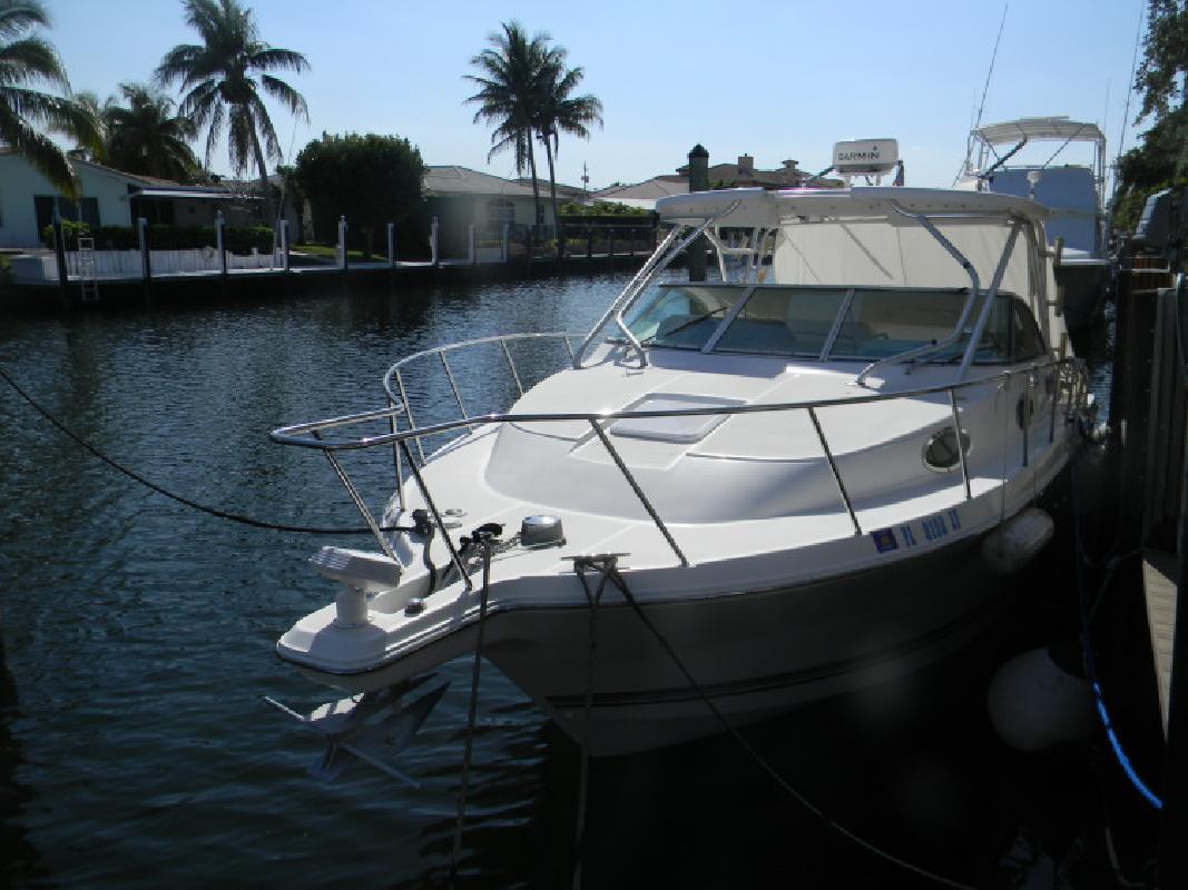 2003 Wellcraft Marine 290 Coastal Pompano Beach FL