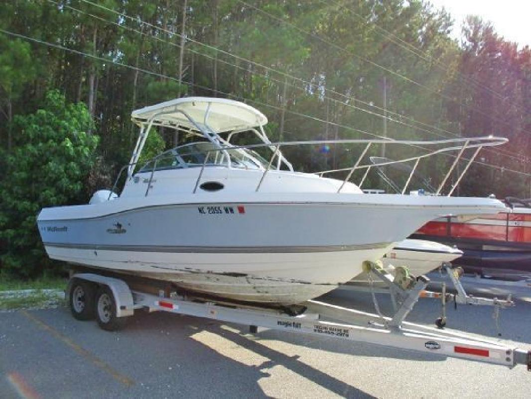 2004 Wellcraft 240 Coastal Ridgeland SC