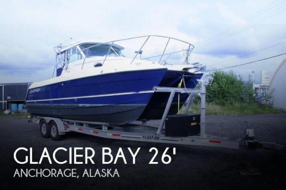 Glacier bay new and used boats for sale for Anchorage alaska fishing