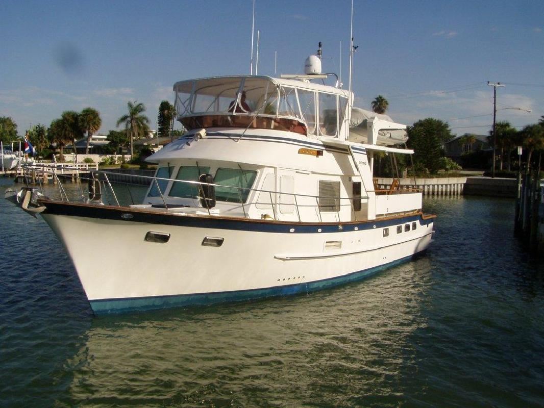 1999 49 39 Defever Cockpit Motoryacht For Sale In Clearwater