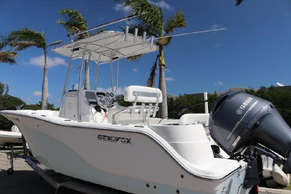 2013 Sea Fox 226 Commander Dania Beach FL