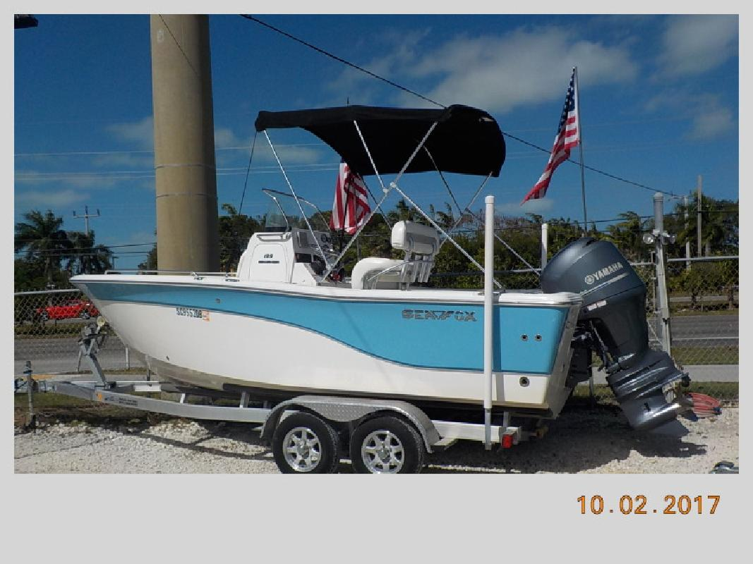 2014 - Sea Fox - 199 Commander in Key Largo, FL