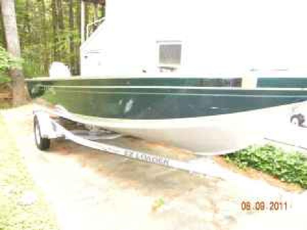 2005 18' Lund Boat Company Alaskan 1800 for sale in
