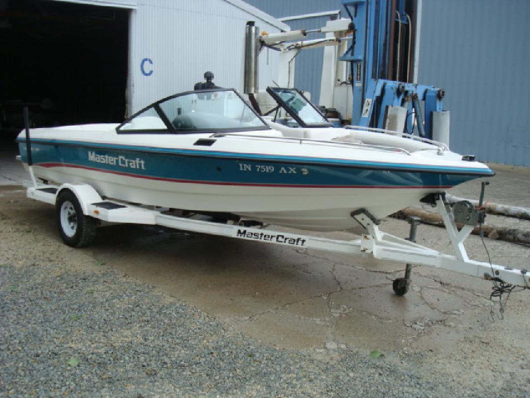 1993 20' MasterCraft Boat Company Prosport Prosport 205