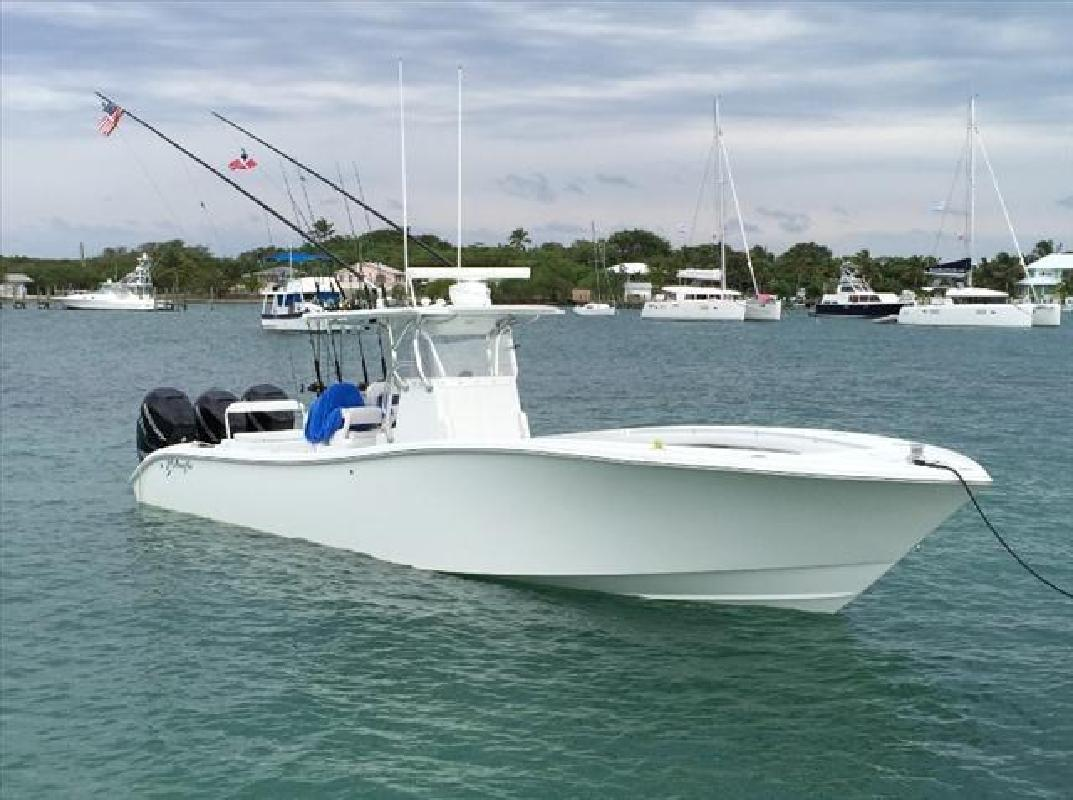 2011 Yellowfin 36 Excellent Condition Naples FL