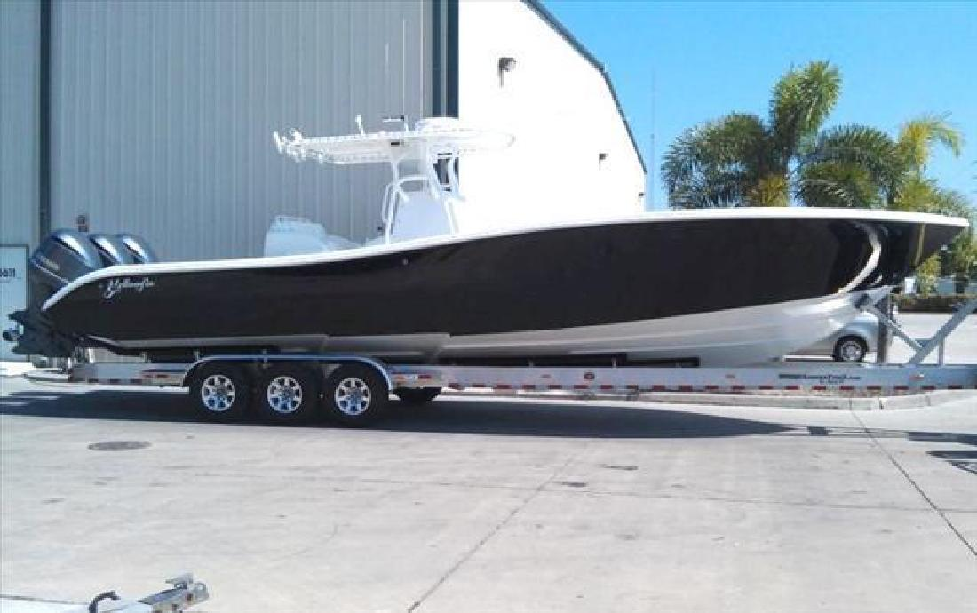 2012 Yellowfin 36 Excellent Condition Wilmington NC