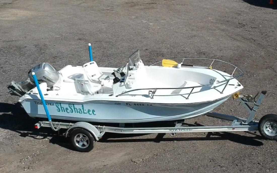 2010 Tidewater Boats Center Console 1800CC Bluffton SC