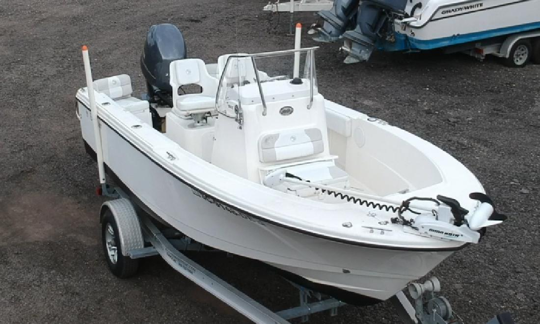 2014 Edgewater Powerboats Center Console 188CC Bluffton SC