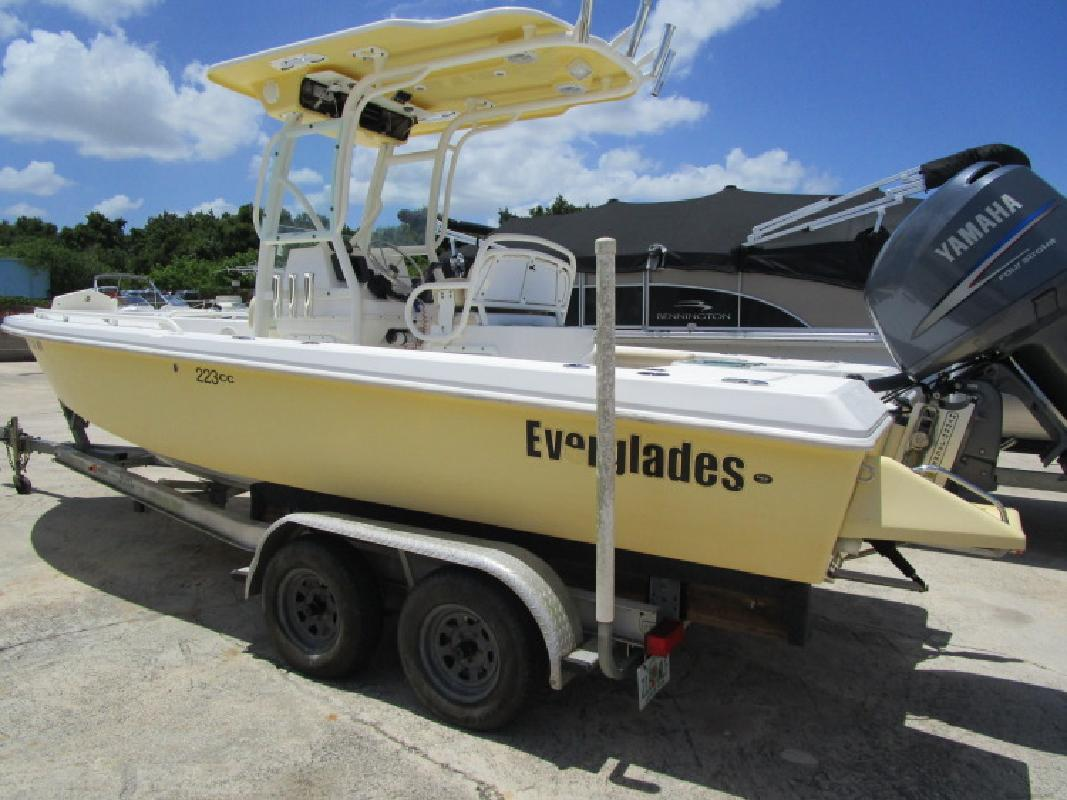 2005 Everglades Boats Center Console 223 Rockledge FL