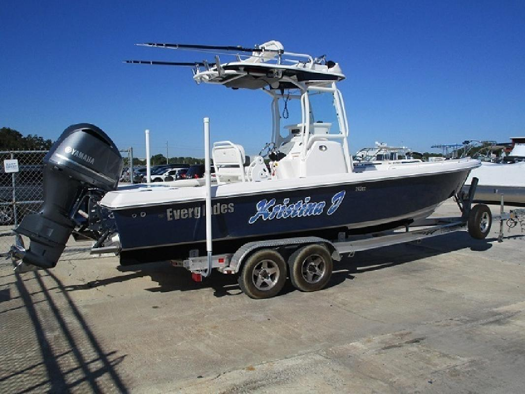 2014 Everglades Boats Center Console 243 Rockledge FL