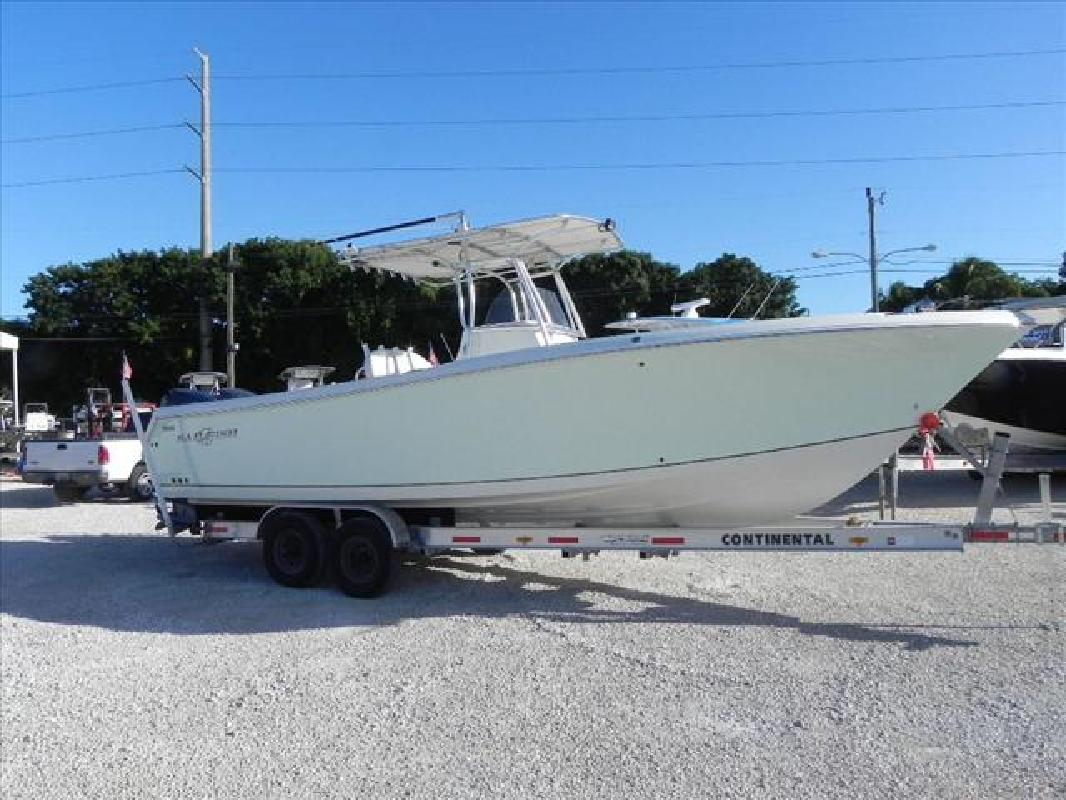 2008 28 Sailfish Center Console 2860 Cc For Sale In Key
