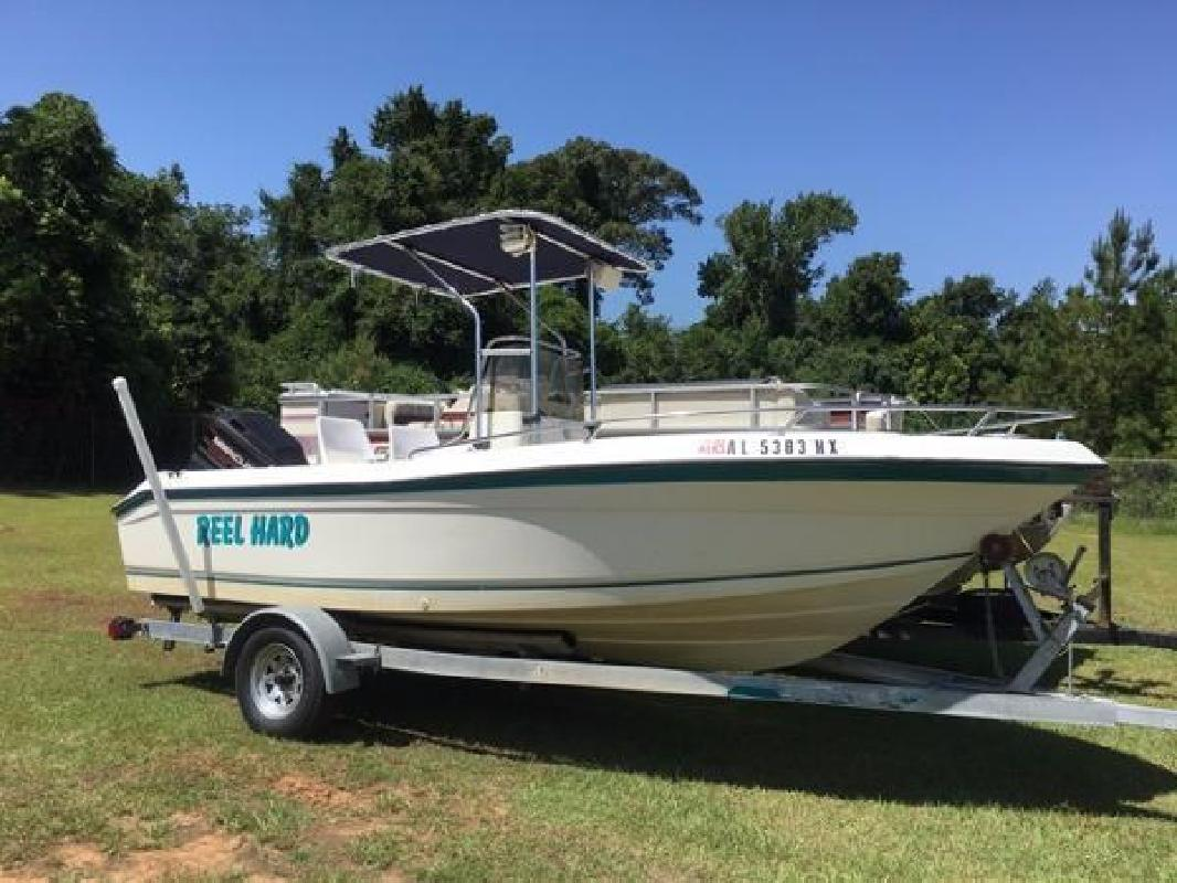1995 Wahoo 1860 Center Console Daphne AL