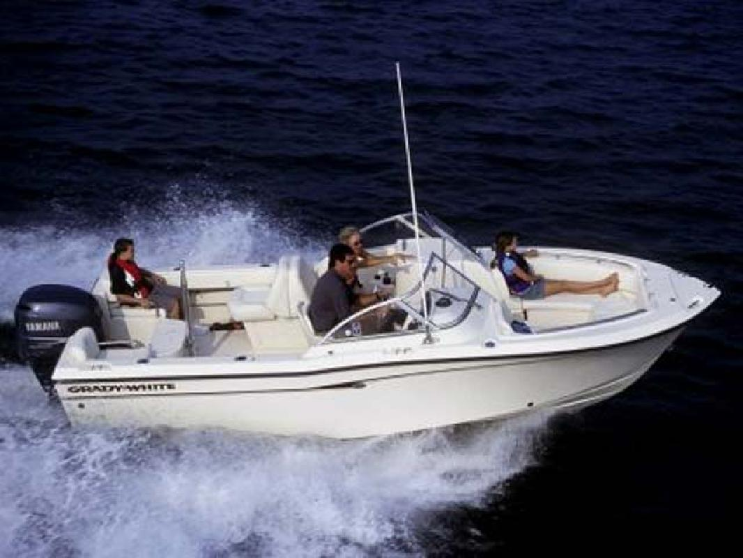 2012 20' Grady-White Dual Console Freedom 205 in Jacksonville, Florida
