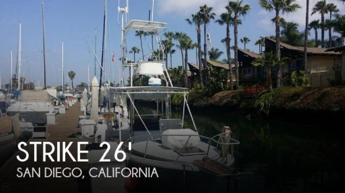 Fishing boat new and used boats for sale in california for Fishing boats for sale san diego