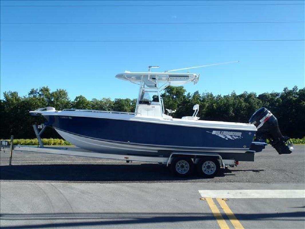 Blue Water Boats >> 2008 Bluewater Boats 2350 Center Console Tavernier Key Fl