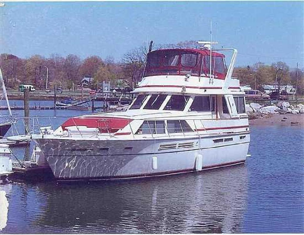 1987 46' Chris-Craft Constellation 460