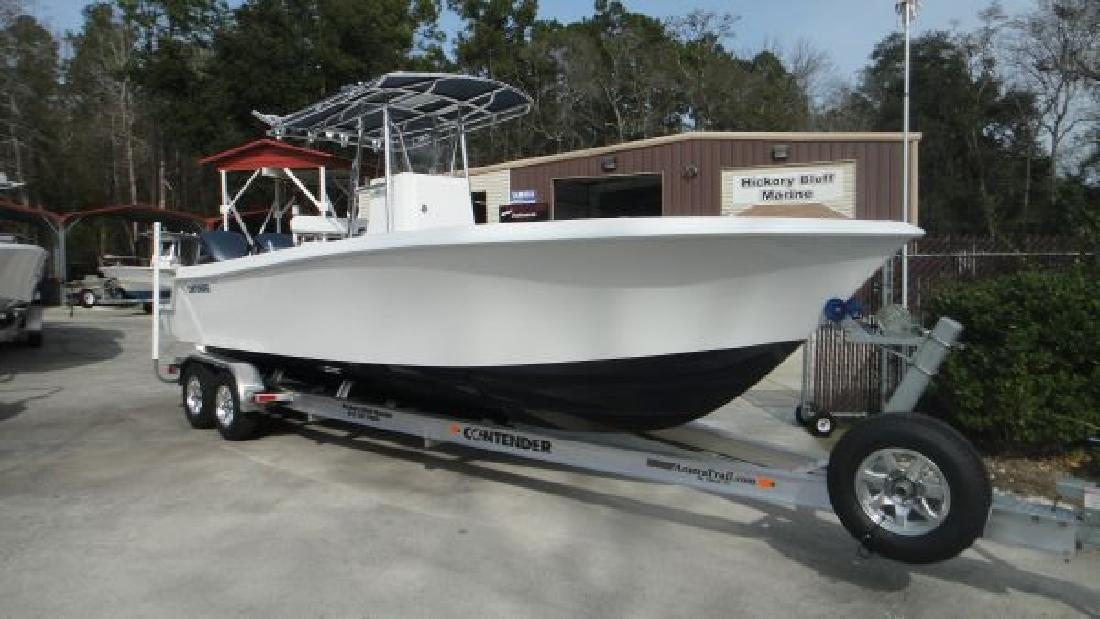 2012 28' Contender 28t