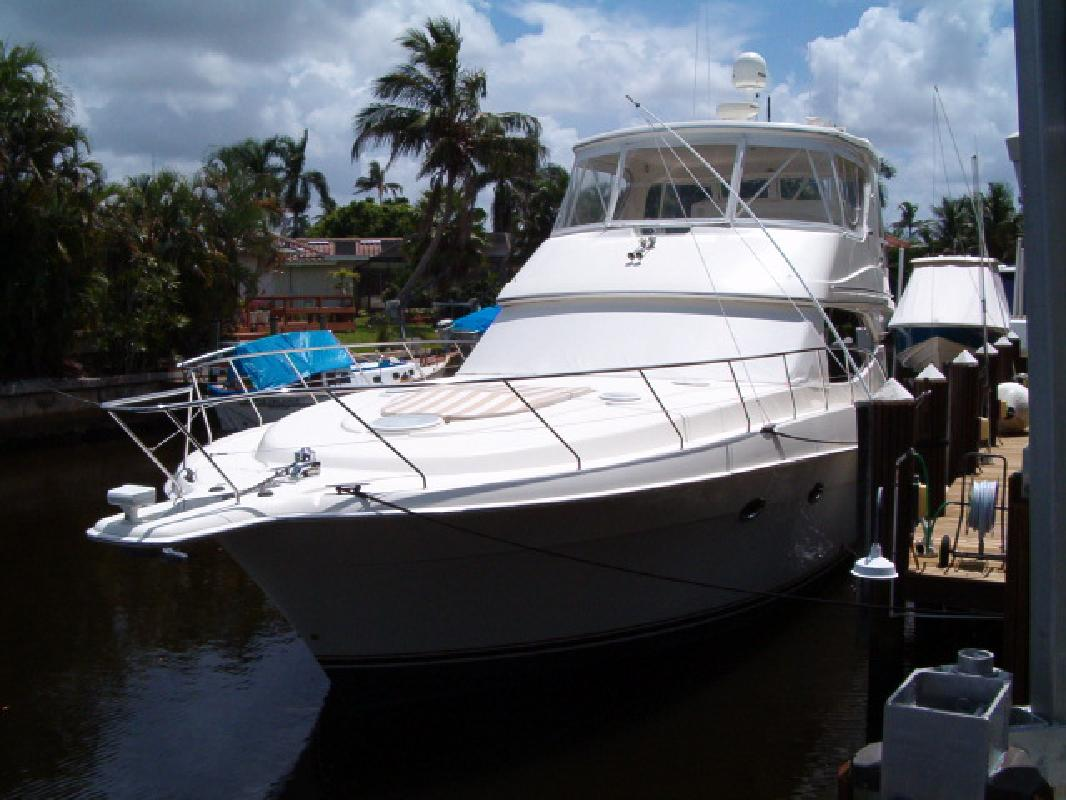 2005 51' Silverton Convertible 48 in Naples, Florida