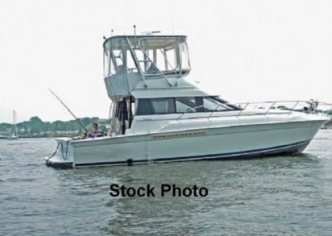 $73,000 1993 Silverton Convertible Boat