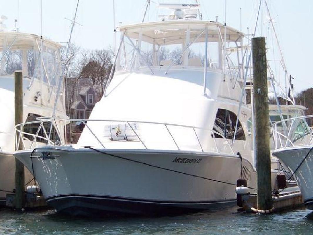 2007 41' Albemarle Boats 410 Convertible (Major Price Reduction!)
