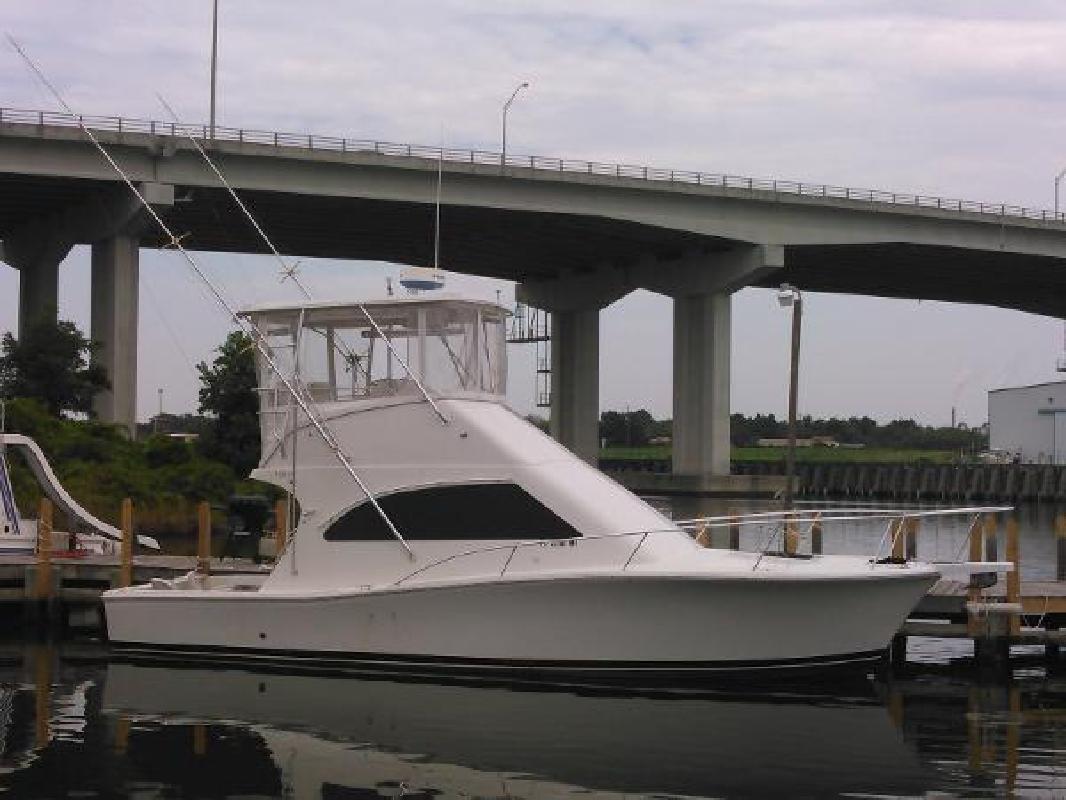 2002 Luhrs 34 Convertible PENSACOLA FL
