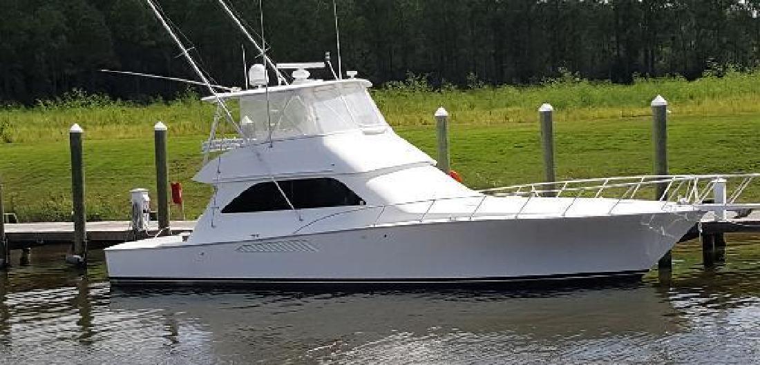 2003 Viking Mouldings Convertible Pensacola FL