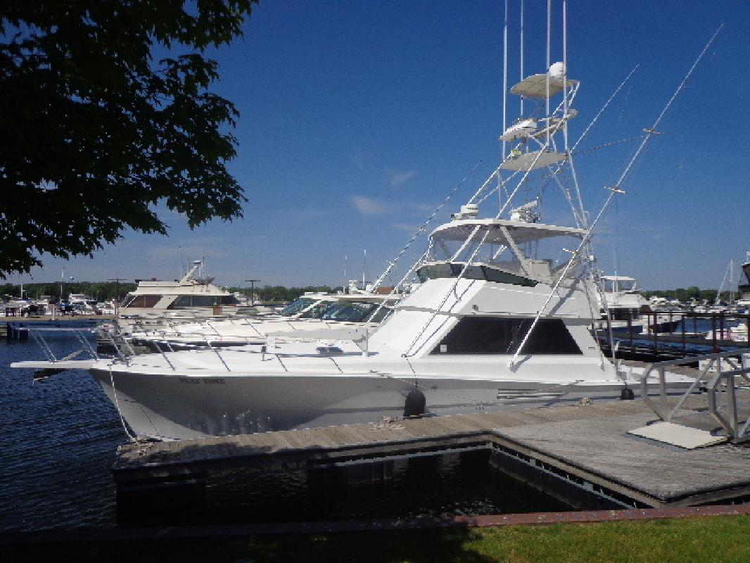 1988 Viking by Mirage 48 CONVERTIBLE Sturgeon Bay WI
