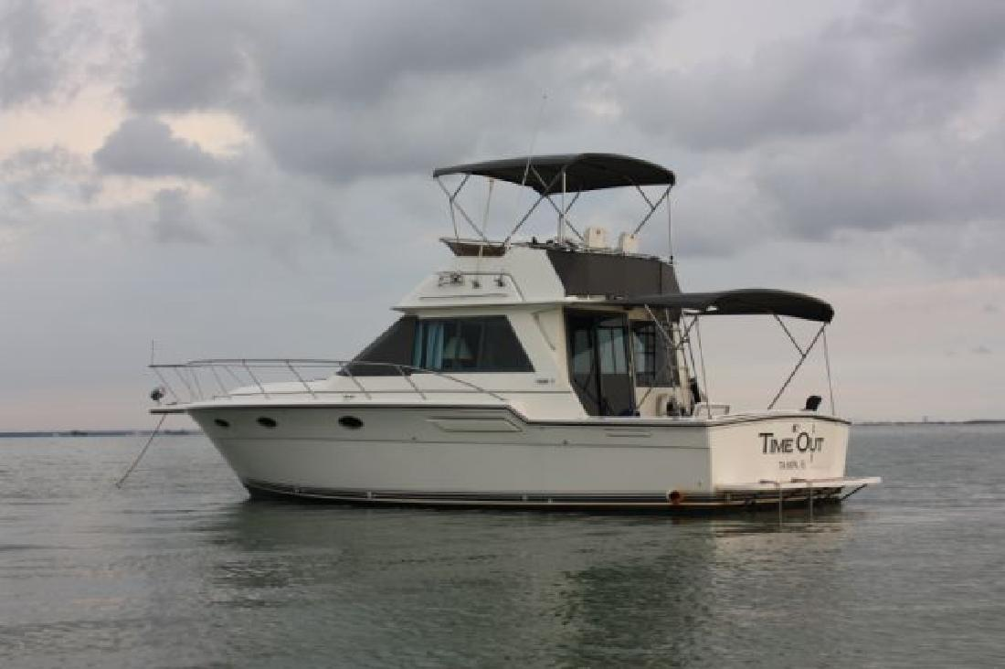 1988 36' Tiara Yachts 3600 Convertible (Totally Refit in 2009!)