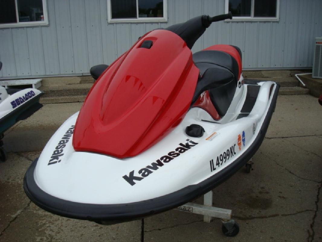 2007 11' Kawasaki Motors Corp Jet Ski® STX®-12F