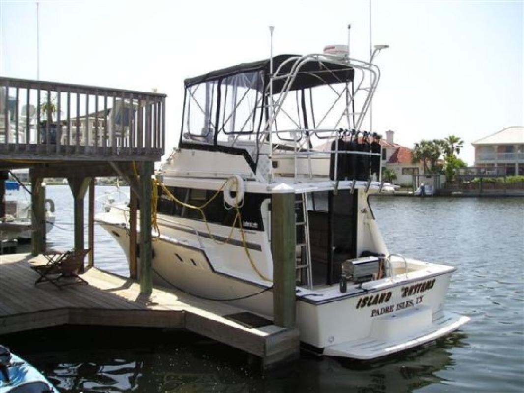 1991 34' Luhrs Corp. Sedan for sale in Corpus Christi, Texas | All Boat ...