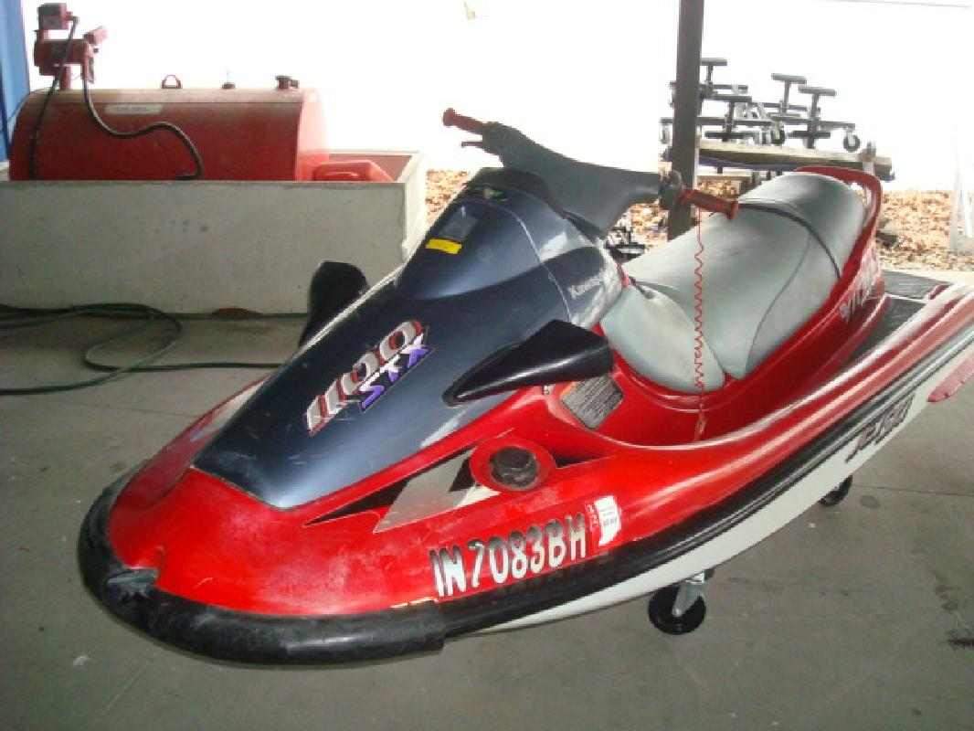 1997 11' Kawasaki Motors Corp stx 1100 STX
