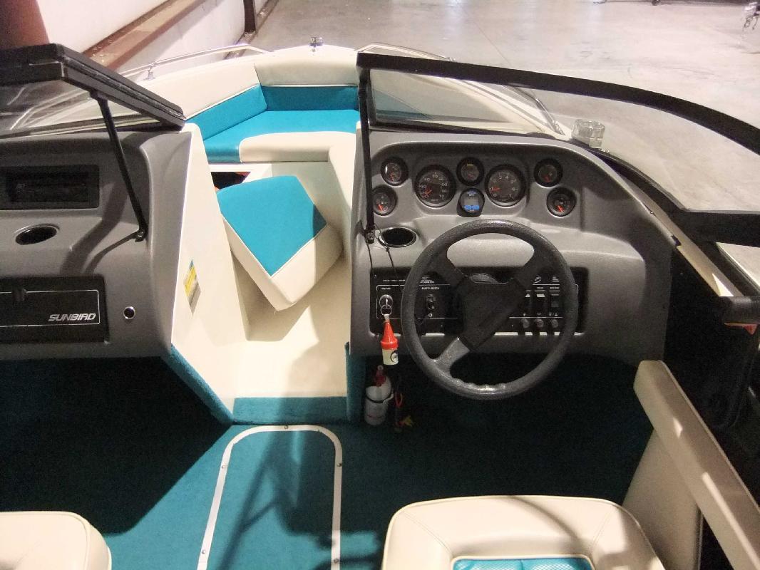 1992 18' SunBird Corsair 185SL for sale in Effingham ...