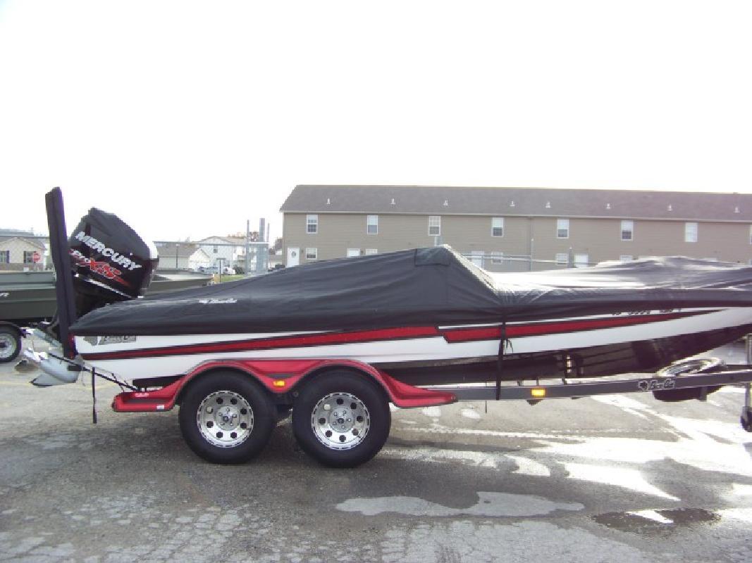 2013 - Bass Cat Boats - Cougar Advantage in Dupo, IL