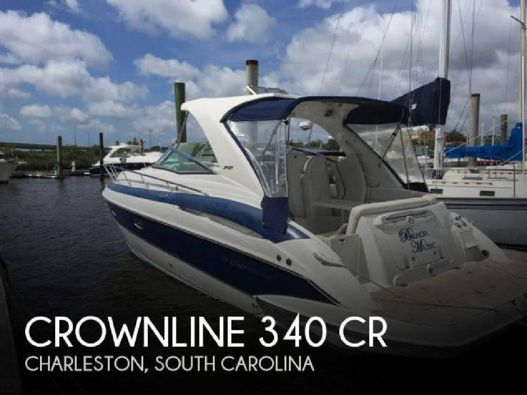 2009 Crownline Boats 340 CR Charleston SC