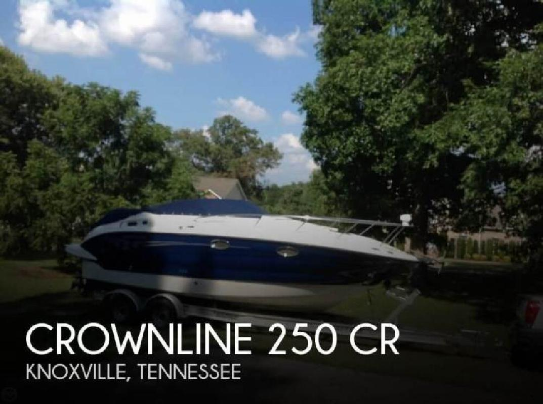 2005 Crownline Boats 250 CR Knoxville TN