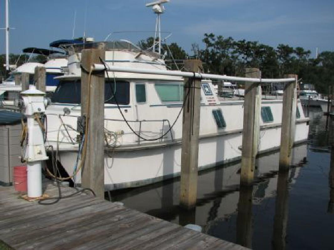 1972 57' carri craft 57 in mandeville, louisiana