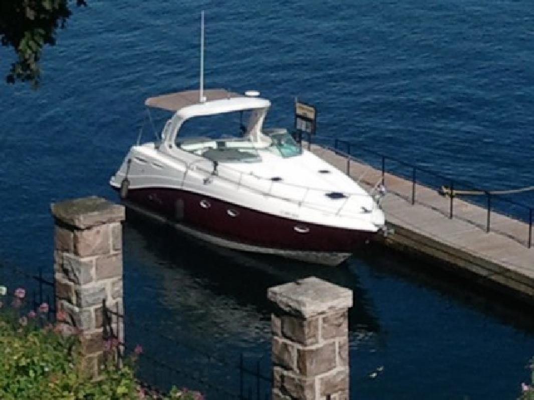$139,000 35' Rinker Cruiser