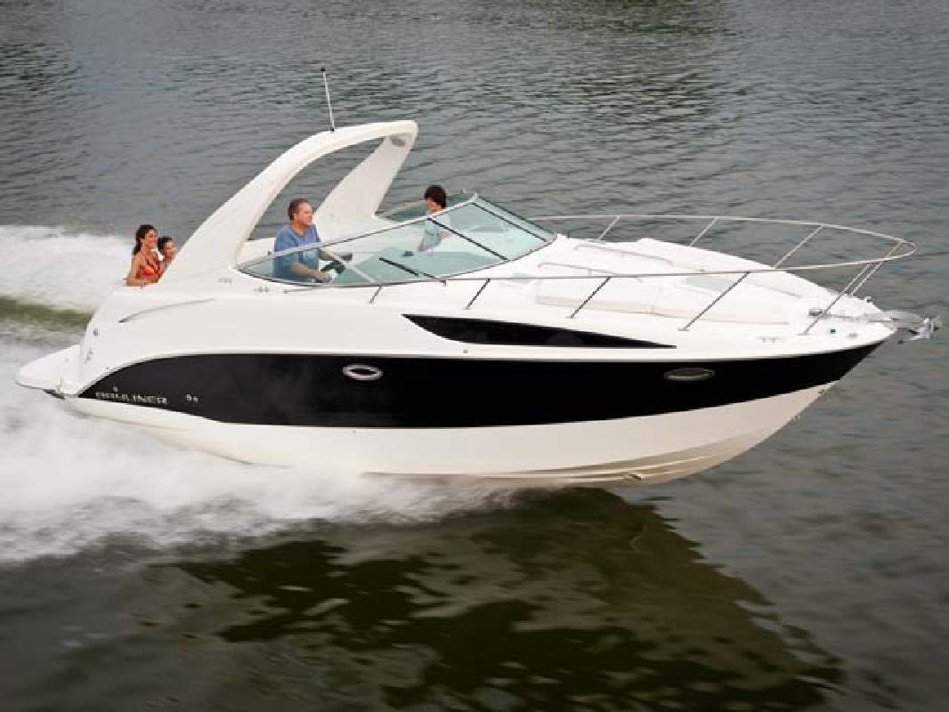 2012 28' Bayliner Cruiser 285