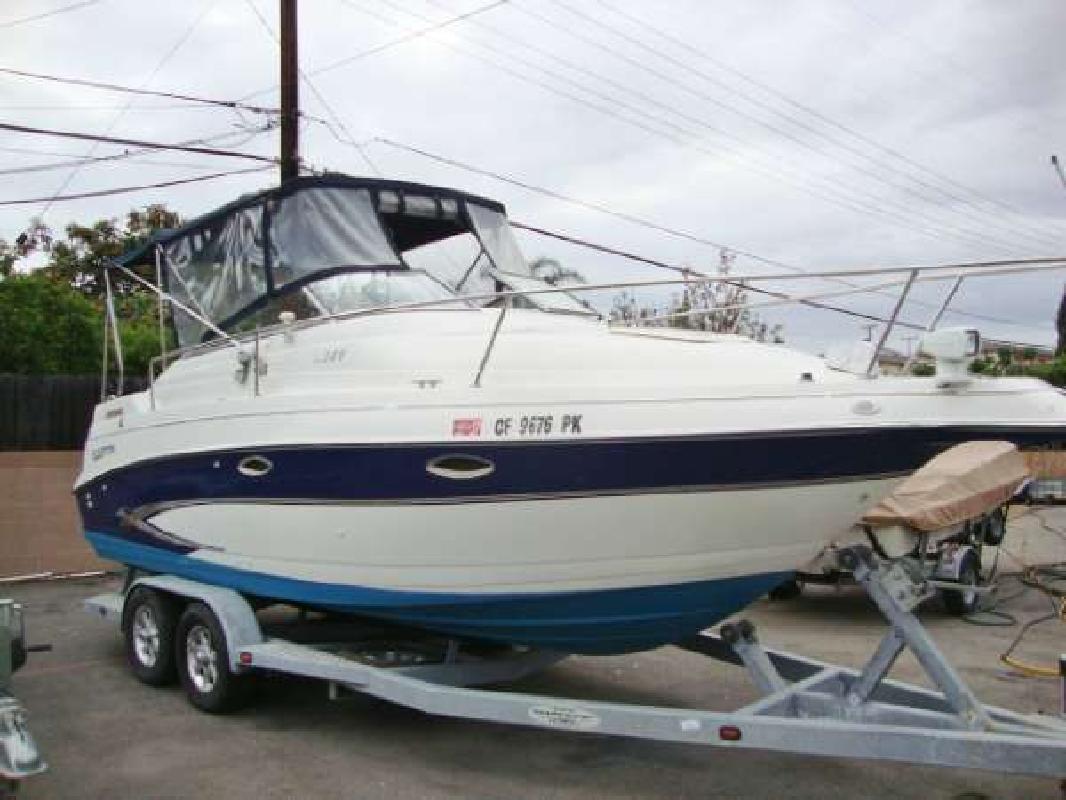 1998 GLASTRON 249 Cruiser Anaheim CA