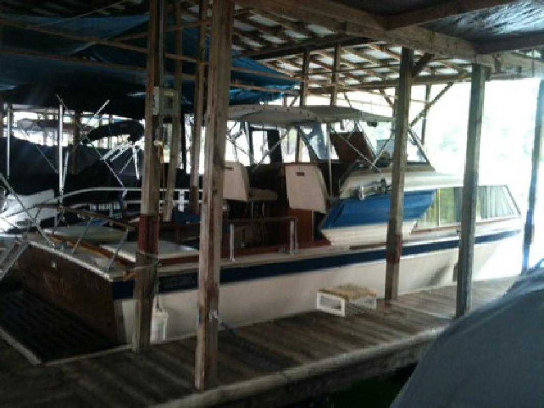 $4,200 OBO 1964 Chris Craft Cavalier cruiser. Contact Roger with questions