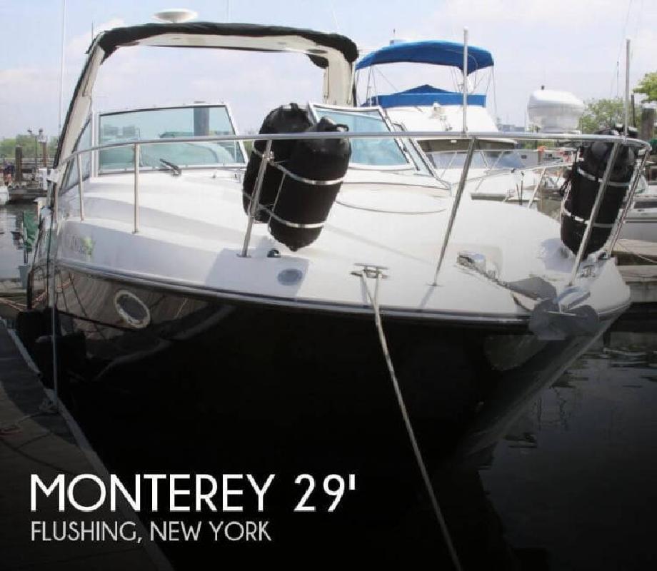 2007 Monterey Boats 290 Cruiser Flushing NY