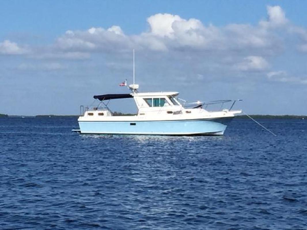 2004 Albin 30 Family Cruiser Fort Myers FL