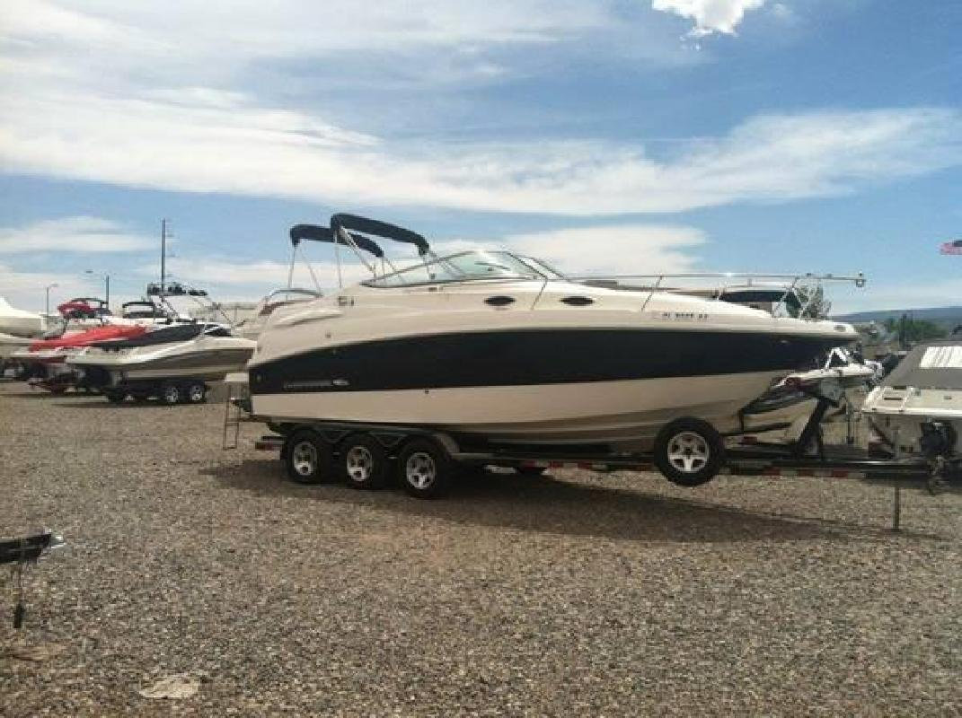 2007 Chaparral 240 Signature Cruiser GRAND JUNCTION CO