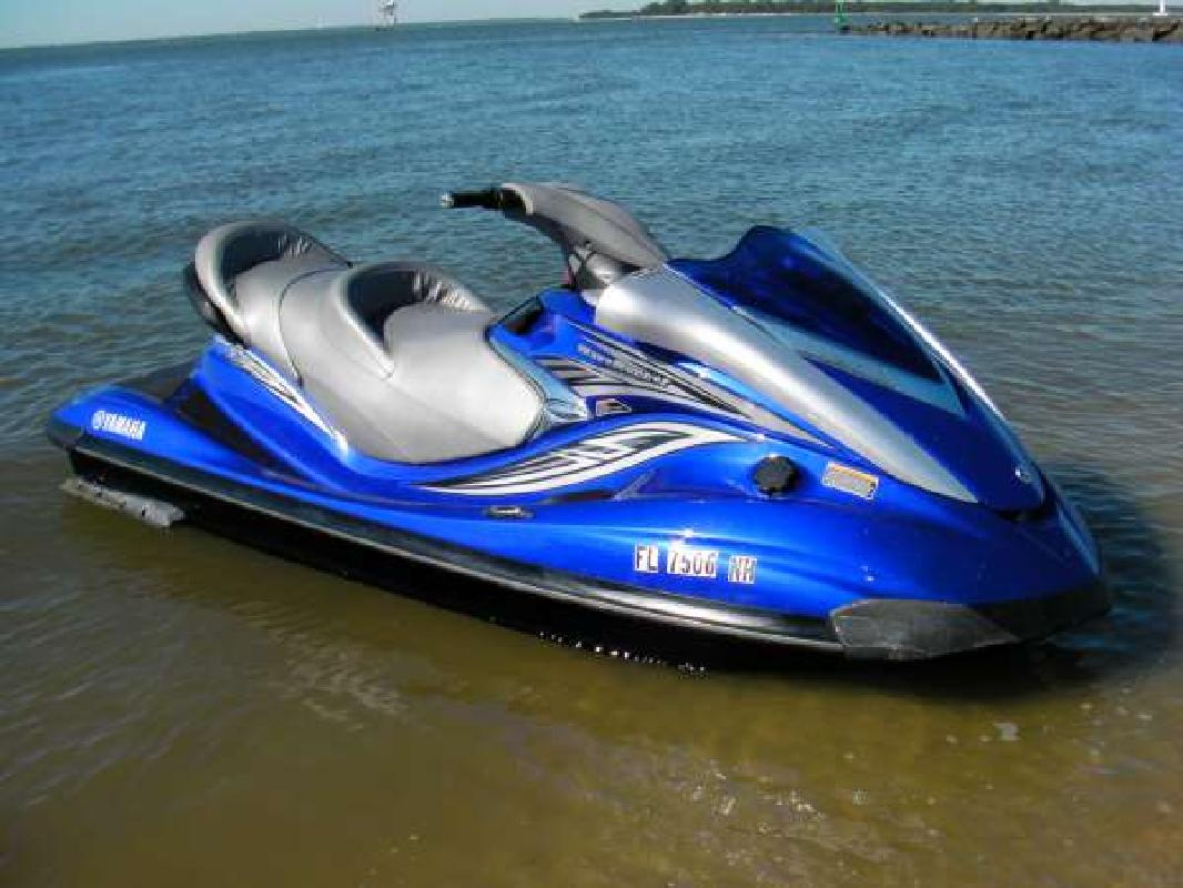 2007 11 39 yamaha fx cruiser high output for sale in