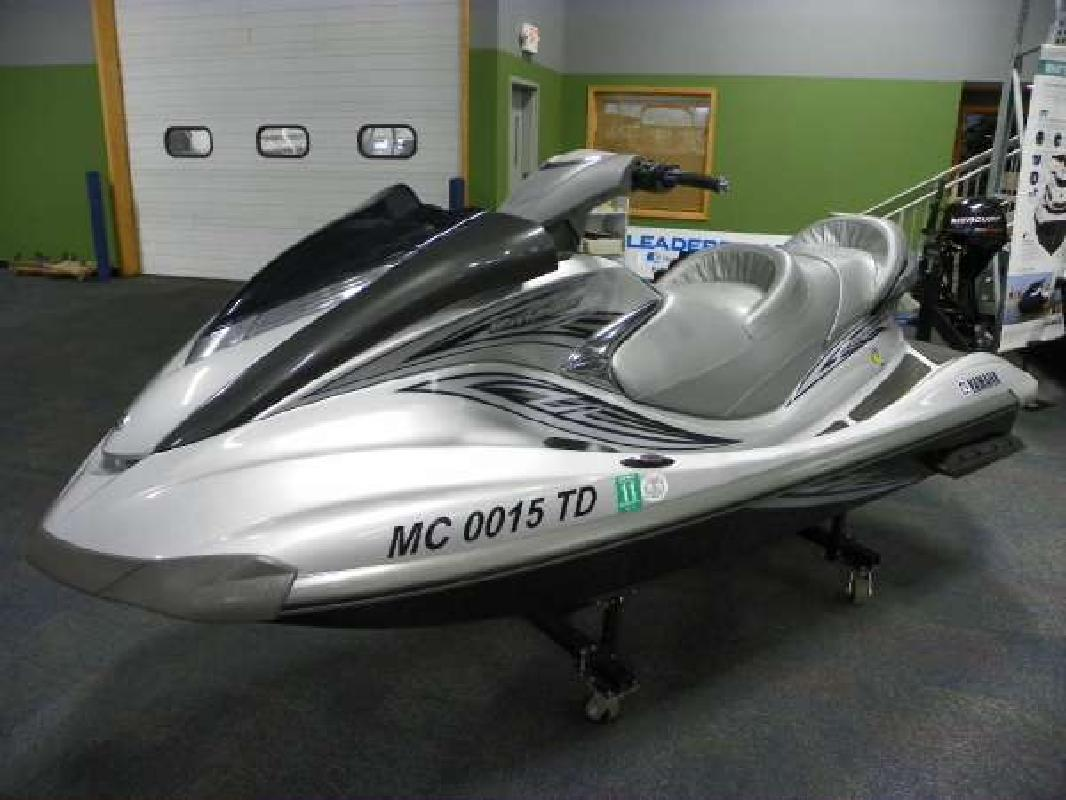2007 11' Yamaha FX Cruiser High Output for sale in Kalamazoo